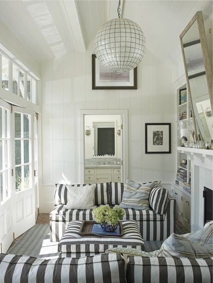 small extra bedroom made into sunroom