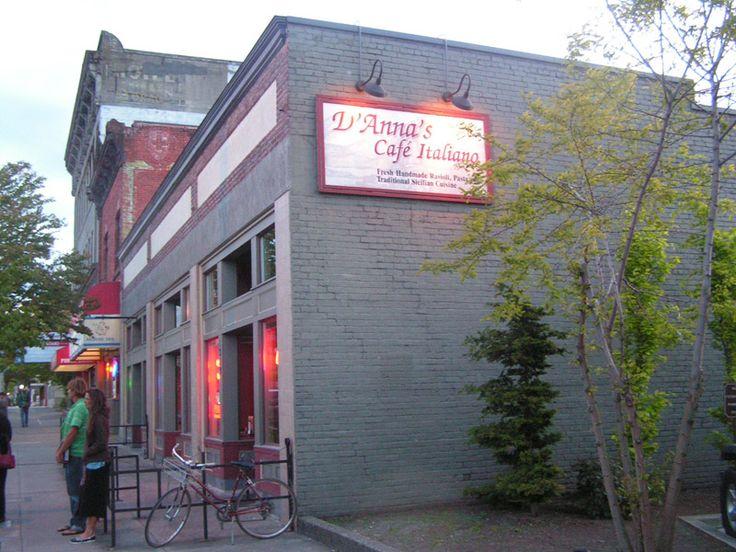 D Anna S Cafe Bellingham