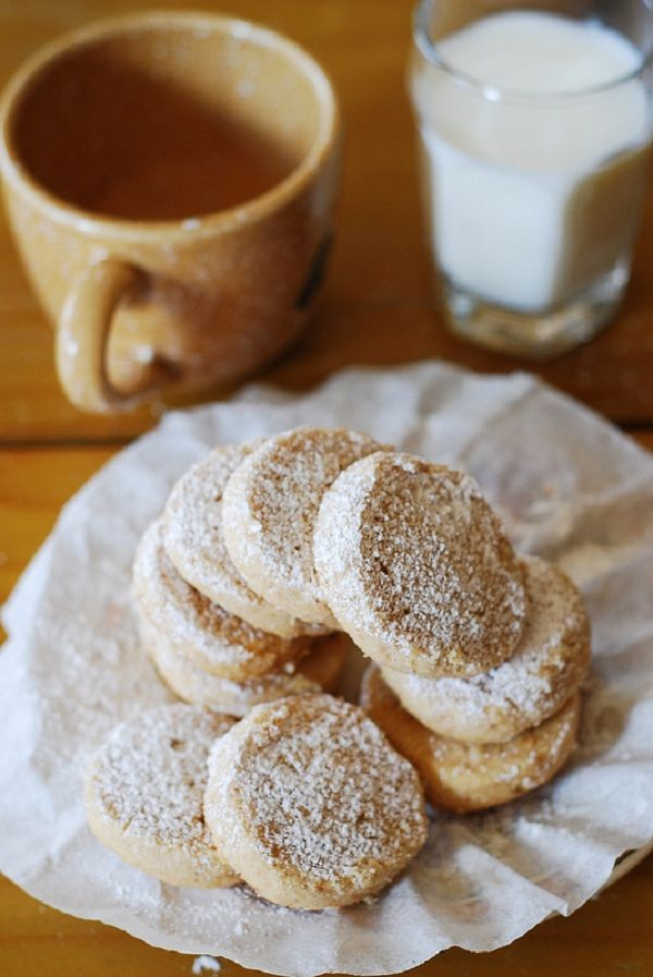 Hazelnut shortbread cookies recipe | Food and Drink | Pinterest