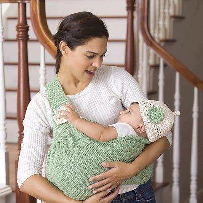 Doll Snuggle Wrap Crochet Pattern - The Yarn Box The Yarn Box
