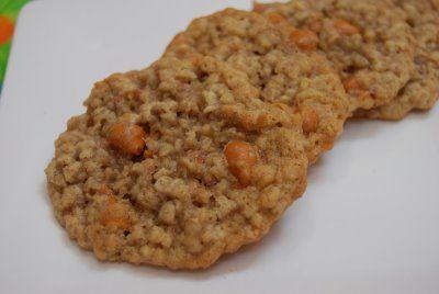 Oatmeal Butterscotch Cookies | sweets | Pinterest