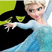 Idina Menzel in wicked and frozenIdina Menzel Wicked And Frozen