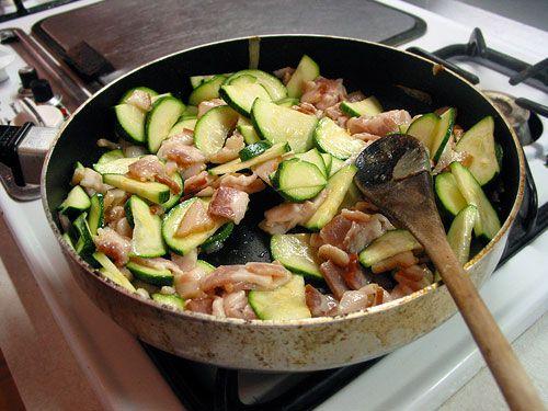 Zucchini-Potato Frittata | Recipe