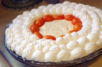 Kumquat Pie | Deserts & Sweets... | Pinterest