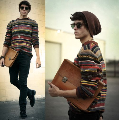Hipster style men