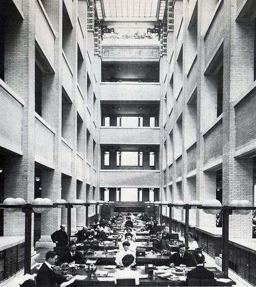 Larkin Building Frank Lloyd Wright Larkin Building, Buffa...