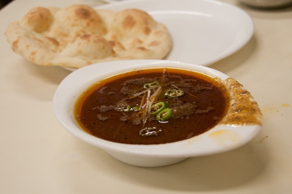 Nihari beef curry and bread | Noms | Pinterest