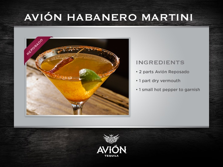 Pin by vicki klein on t e q u i l a pinterest for Avion tequila drink recipes