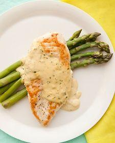 Sauteed Chicken in Mustard-Cream Sauce | Recipes | Pinterest
