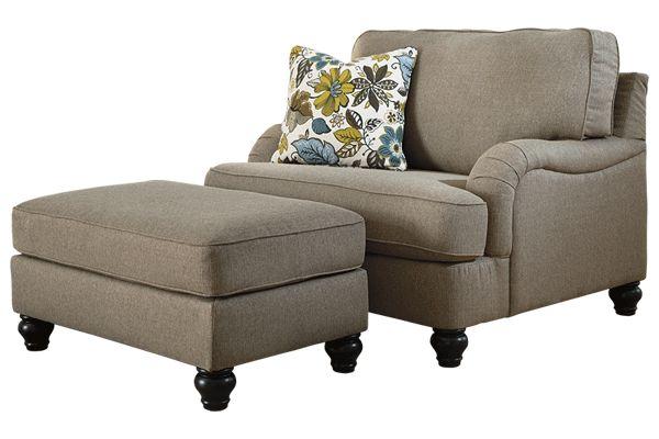 chair and a half. Hariston-Shitake | Home, Sweet, Home | Pinterest