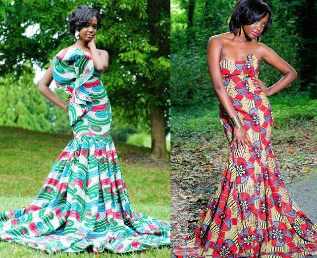 Nigerian latest chitenge dresses newhairstylesformen2014 com