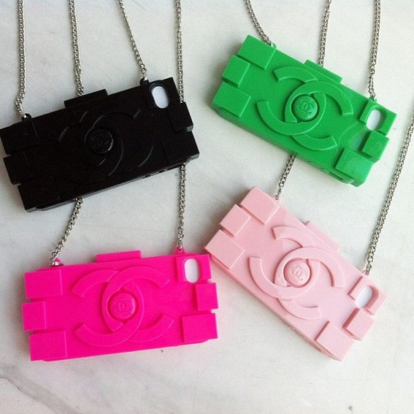Chanelesque LEGO phone case (iPhone 4/4S, iPhone 5, S4) **MANY COLORS!!**