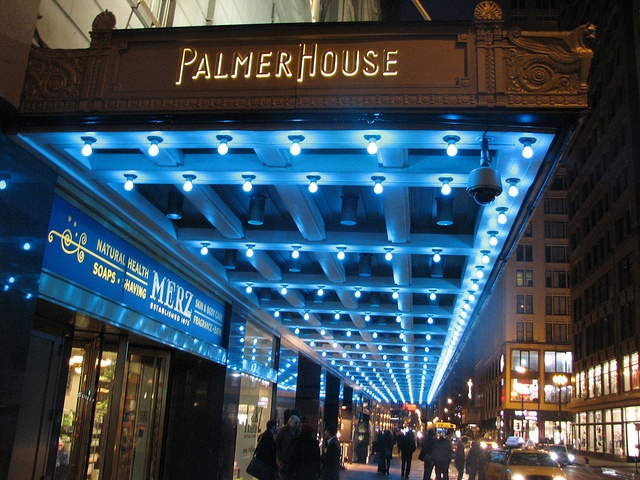 Palmer house hilton hotel chicago il future vacations for Hotels 60657