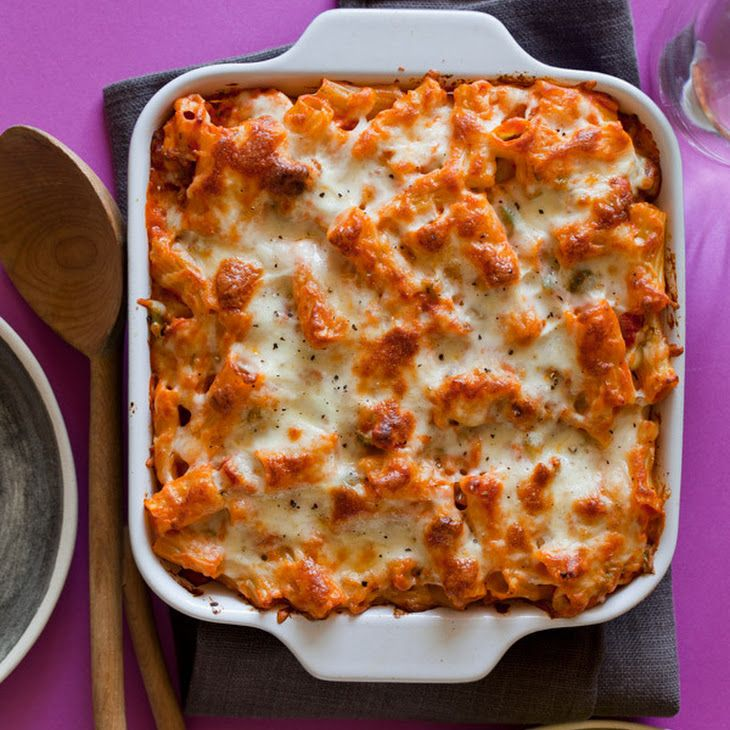 Baked Ziti | Recipes to try | Pinterest