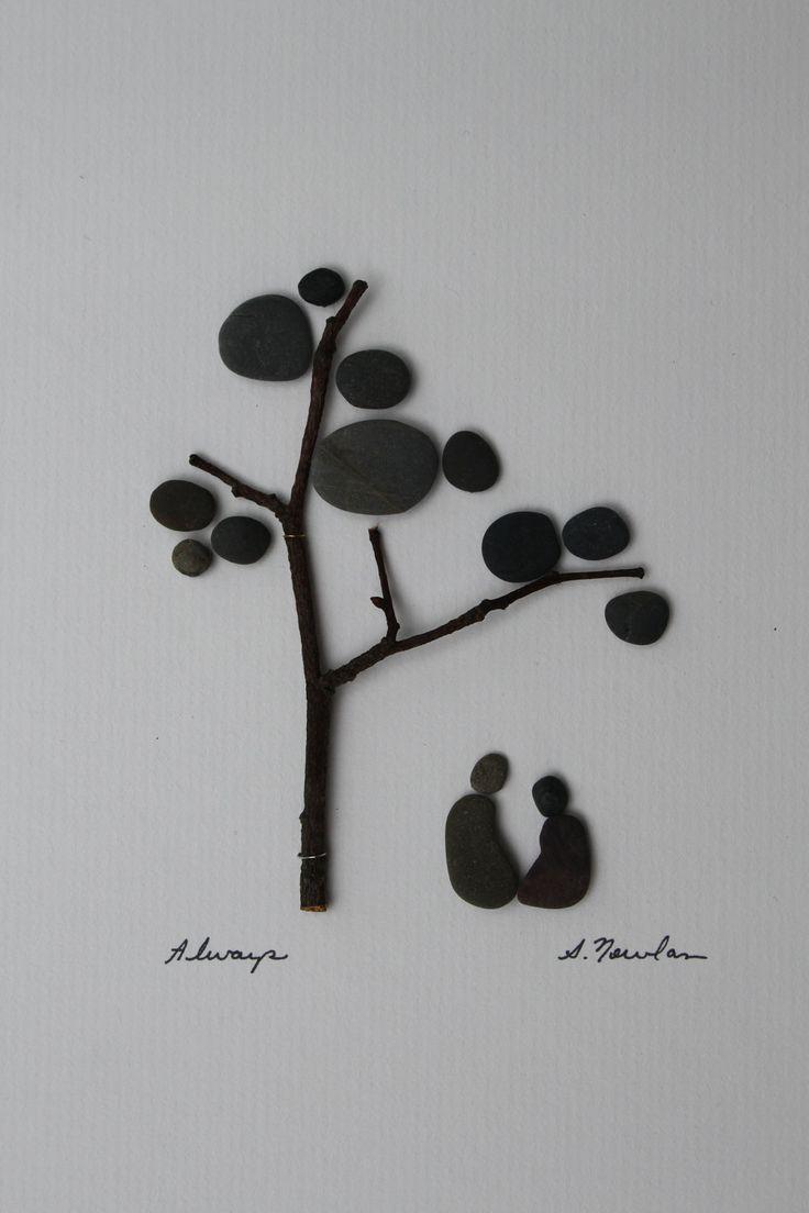 Pin by barbara thomas on stones pinterest for Pebble art ideas