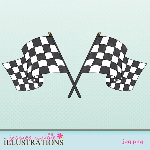 checkered flag idea tattoos