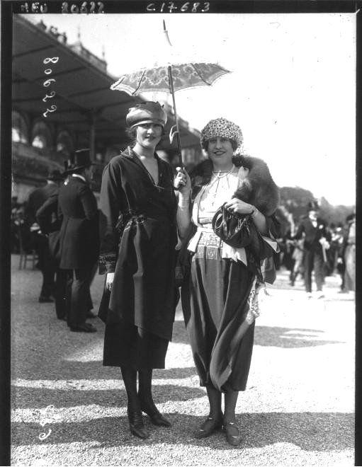 Longchamps, 1920