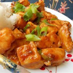 Ten Minute Szechuan Chicken | Recipe