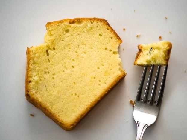 Vanilla Bean Pound Cake | Recipe