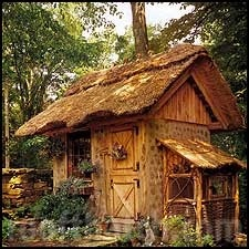 Whimsical Garden Shed Gardening DelightsOutside Spaces