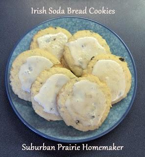 Gluten Free Irish Soda Bread Cookies | Valentine's/St. Patrick's Day ...
