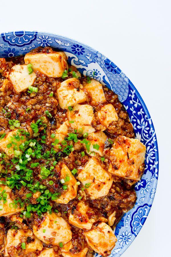 Mapo Tofu (Sichuan Style)