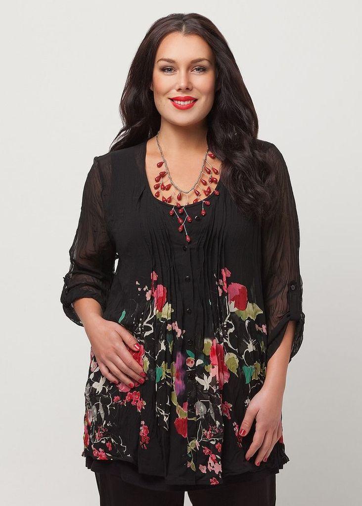 Plus Size Clothing Catalog - Sizes 12-38 Ulla Popken 95