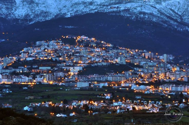 Covilha Portugal  city pictures gallery : Covilhã/Portugal | Special Places | Pinterest