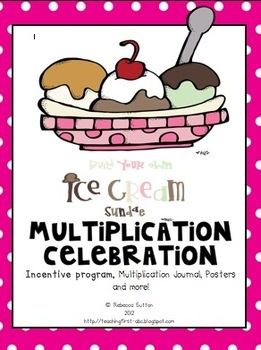 When I taught 3rd grade we always motivated our students to pass off their multiplication facts by having an ice cream sundae party at the end of t...