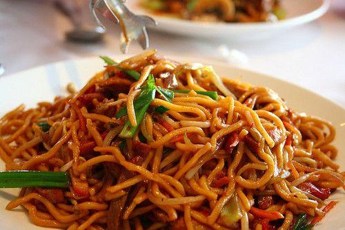 Lo mein food porn pinterest for Asian cuisine grimes