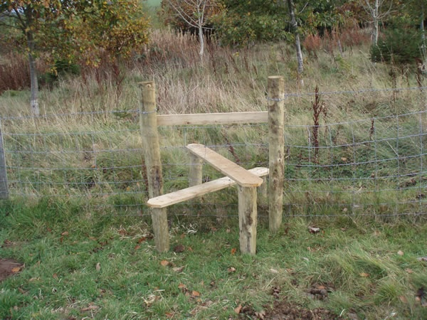 Dog Proof Backyard Ideas : boundary fence ideadog proof?  fences  Pinterest