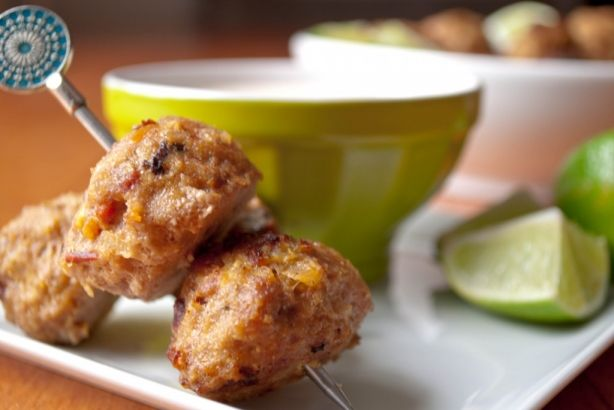 Chipotle Meatballs | From My Kitchen With Love | Pinterest