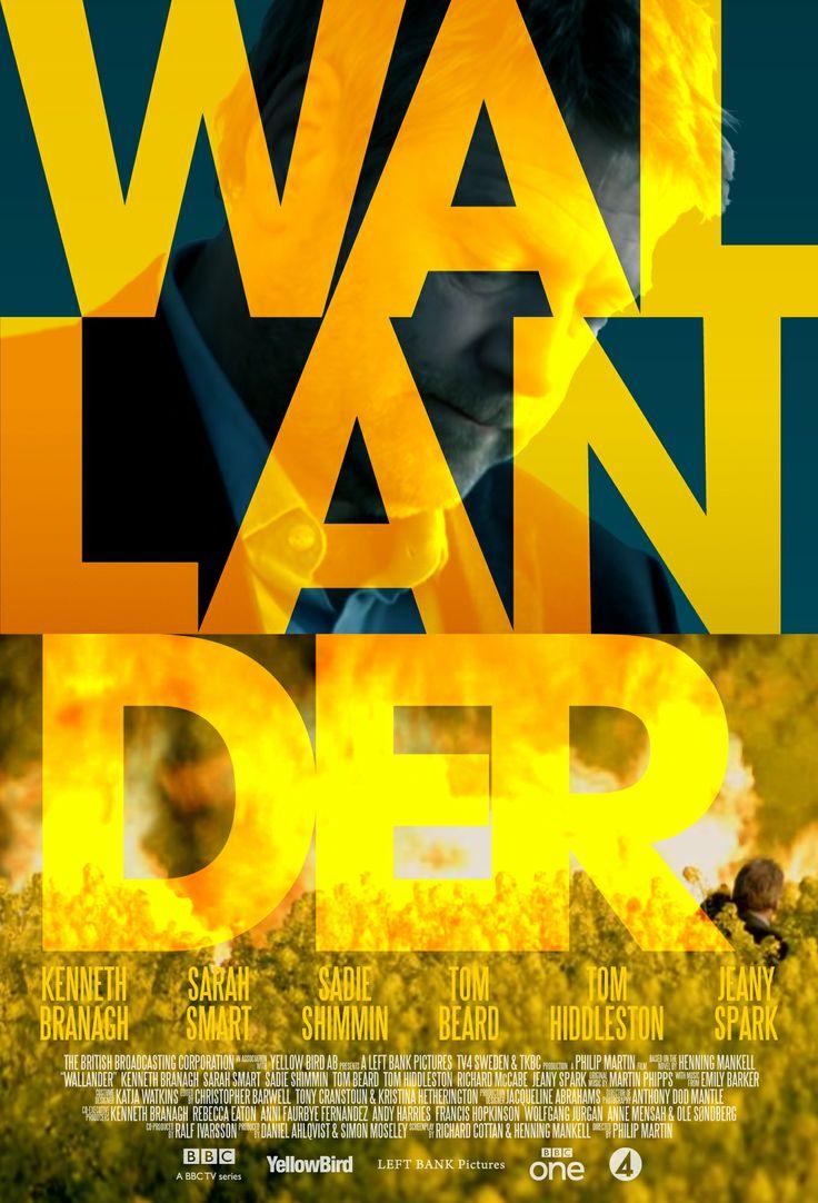 Wallander - Kenneth Branagh!