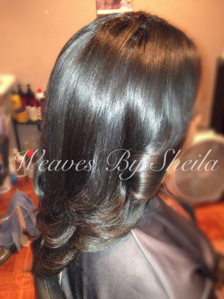 Human Hair Weave Sew In Remy Indian Hair