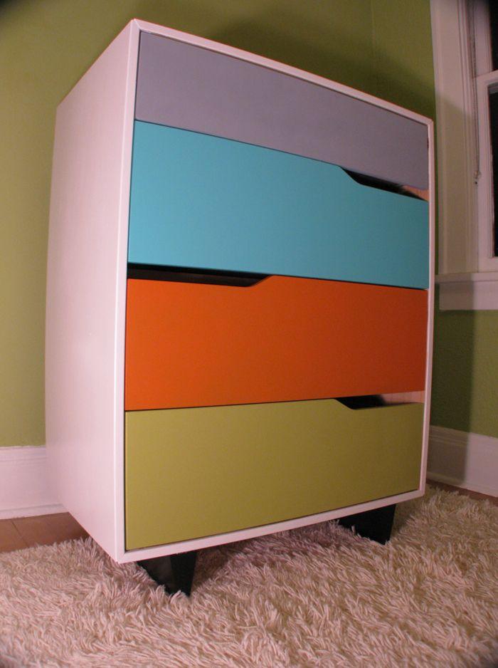 Ikea Folding Table Hong Kong ~ ikea mandal dresser hack  IKEA DIY  Pinterest