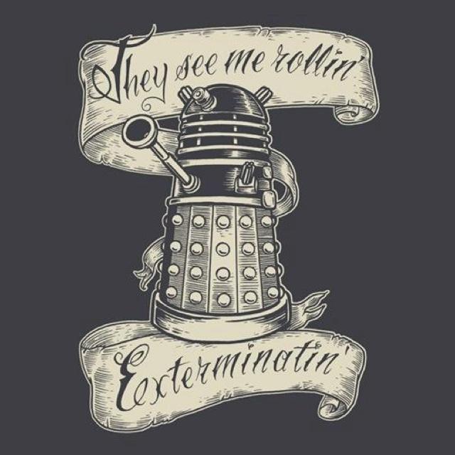 Dalek!!