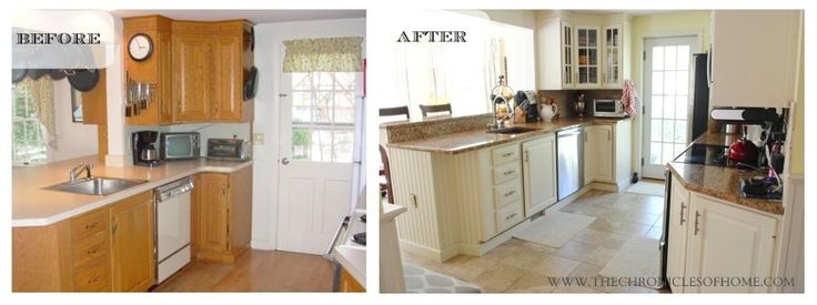 How To Paint Your Own Kitchen Cabinets Kitchens Pinterest