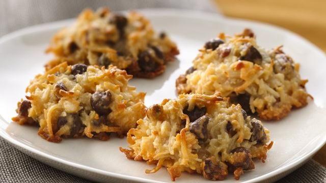 Salted Caramel Macaroons | Recipe