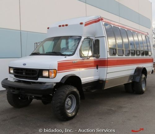 Original OffRoad Camper Wars Ford 4x4 Sportsmobile Vs Pace Arrow RV  Dirt Every Day