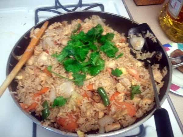 "Classic Thai Fried Rice! 3.78 stars, 9 reviews. ""my sister really ..."