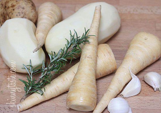 Potato Parsnip Mash | Skinnytaste