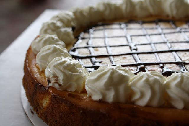Rum n' Raisin Cheesecake - Jessiker Bakes | The Blog