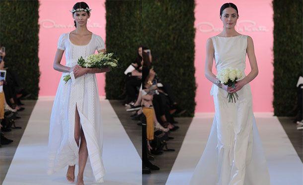 Oscar de la Renta  Robes de mariée  Pinterest