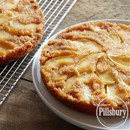 Warm Caramel Apple Cake from Pillsbury® Baking