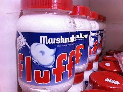 homemade mashmallow fluff without stupid ingredients