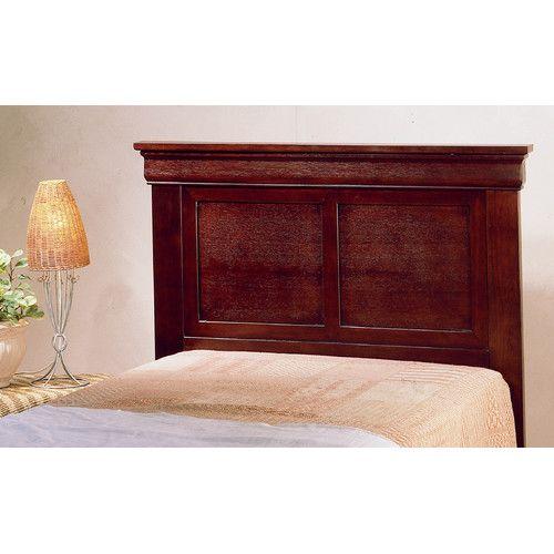 Full Wood Headboard : Cherry Wood Headboards  Bed Mattress Sale