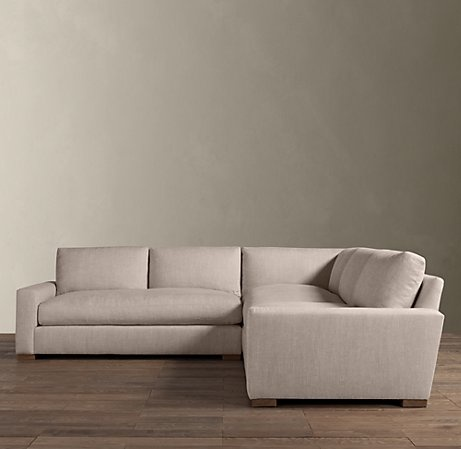 maxwell sofa restoration hardware decorating faves