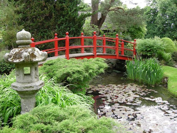 Simple and gorgeous japanese garden gardens and for Easy japanese garden