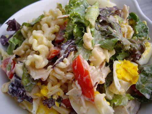 Chef's Pasta Salad | Columbus Foodie: Visual Recipe Index ...