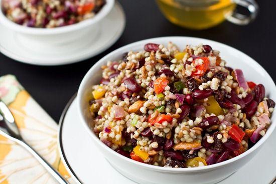 Protein Power Salad #salad #spring #protein
